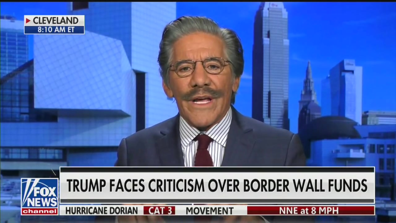 Geraldo Rivera: Everything Trump Says Gets 'Scrutinized to Reveal Him to be Stupid, Uninformed, or a Liar'
