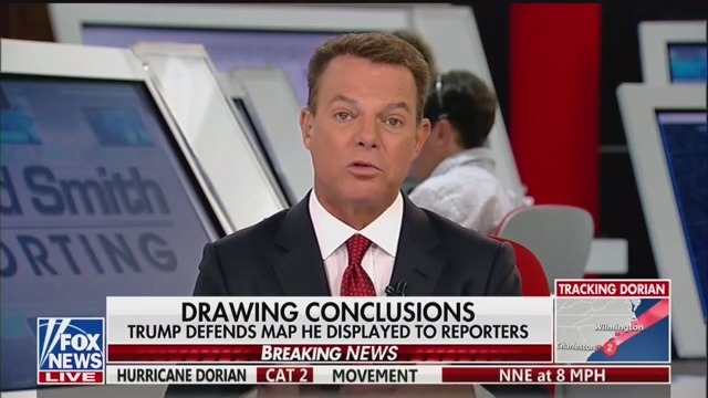 'Fake News Defined!' Shepard Smith Destroys Trump's Fake Sharpie Map By Listing Off His Biggest Whoppers