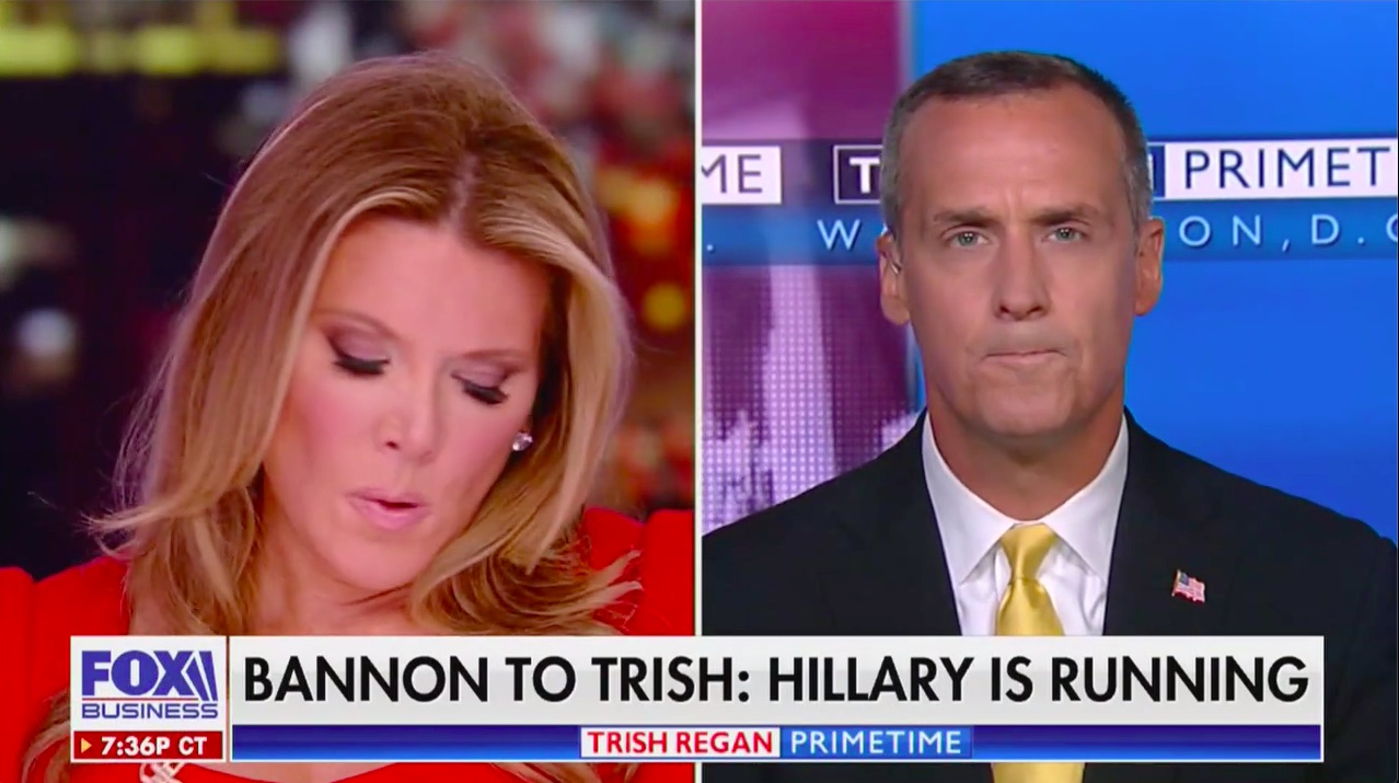 Corey Lewandowski Hurls Incendiary Charge at Sanders, Warren: They Want 'Illegal Aliens to Come Across This Border and Kill Americans'