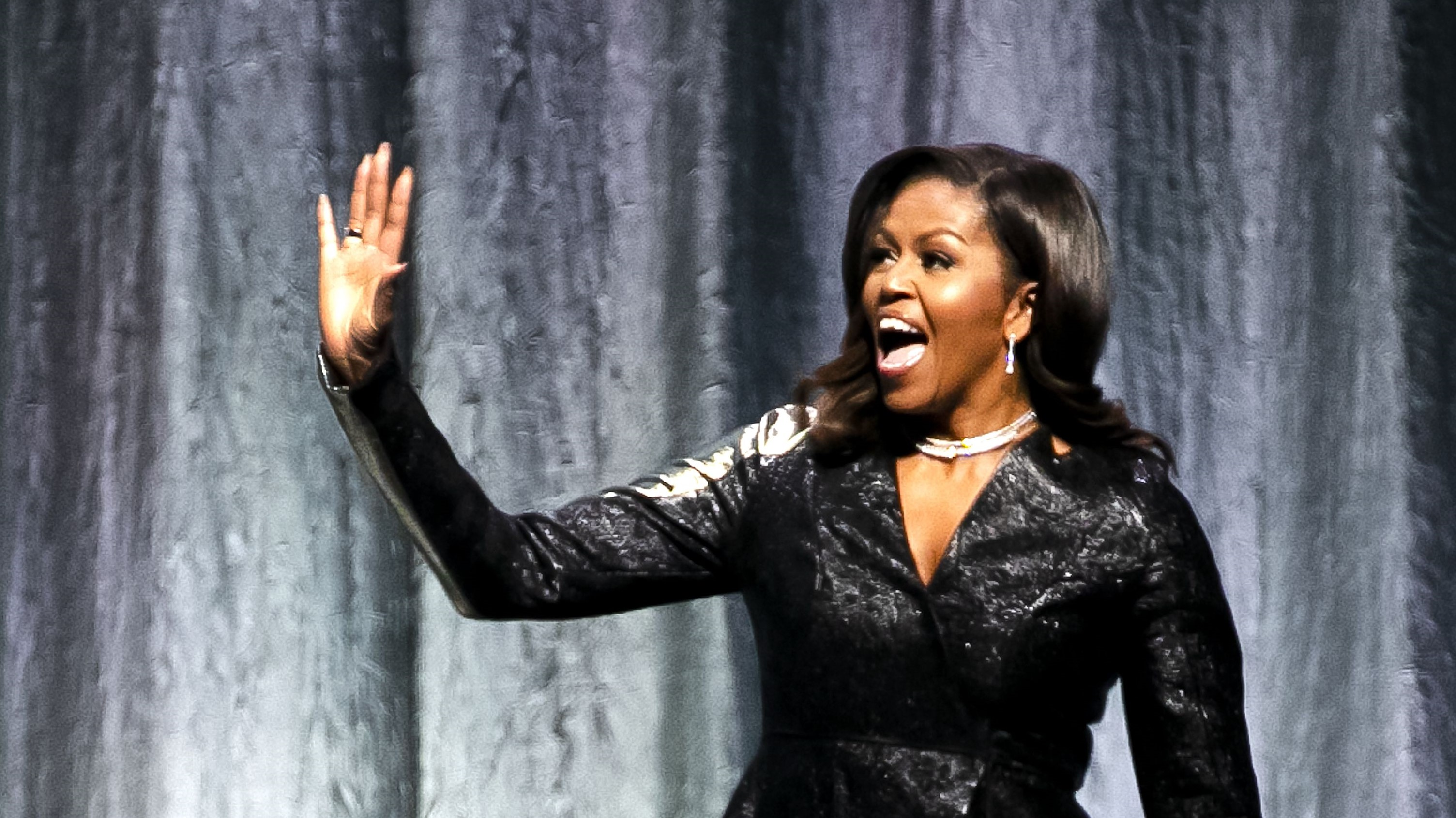 Shock Poll: Former First Lady Michelle Obama Leads All Democrats in Ne