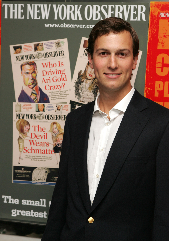 Exclusive: James Karklins OUT as President of Kushners' Observer Media