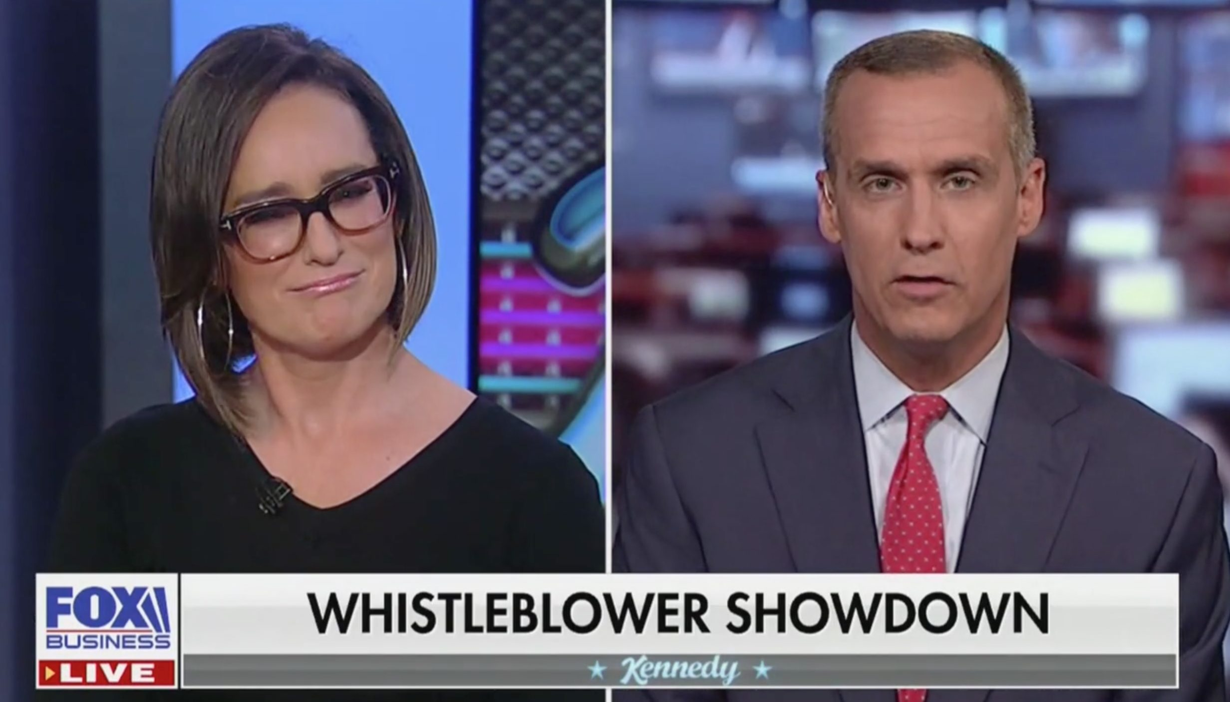 'You Sound a Little Slurry': Corey Lewandowski Called Out By Fox Host for Acting Drunk on the Air in Wild Interview