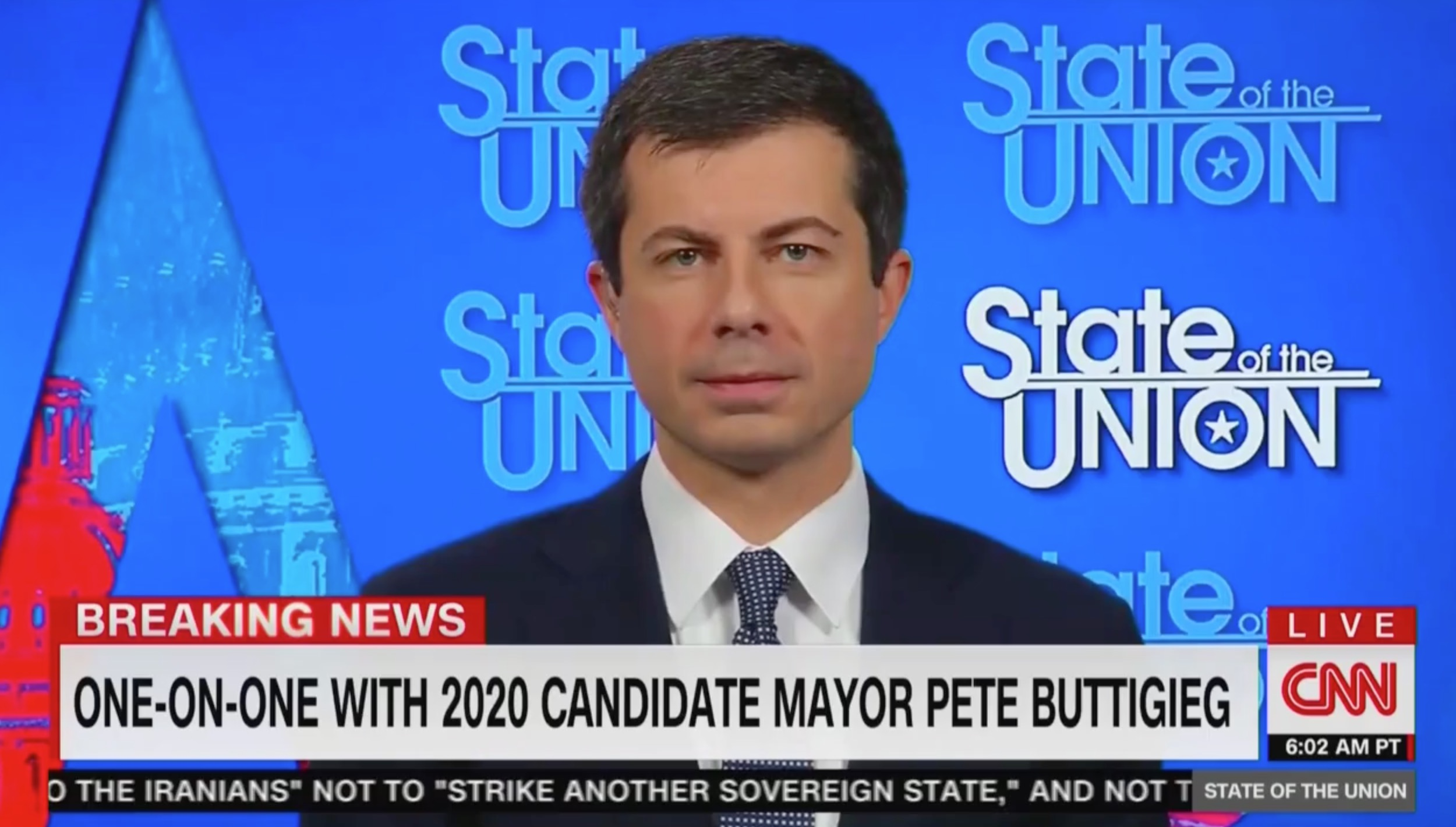 Buttigieg: Trump Stripped Troops of Their Honor With Syria Decision, 'Might As Well Go After Their Body Armor Next'