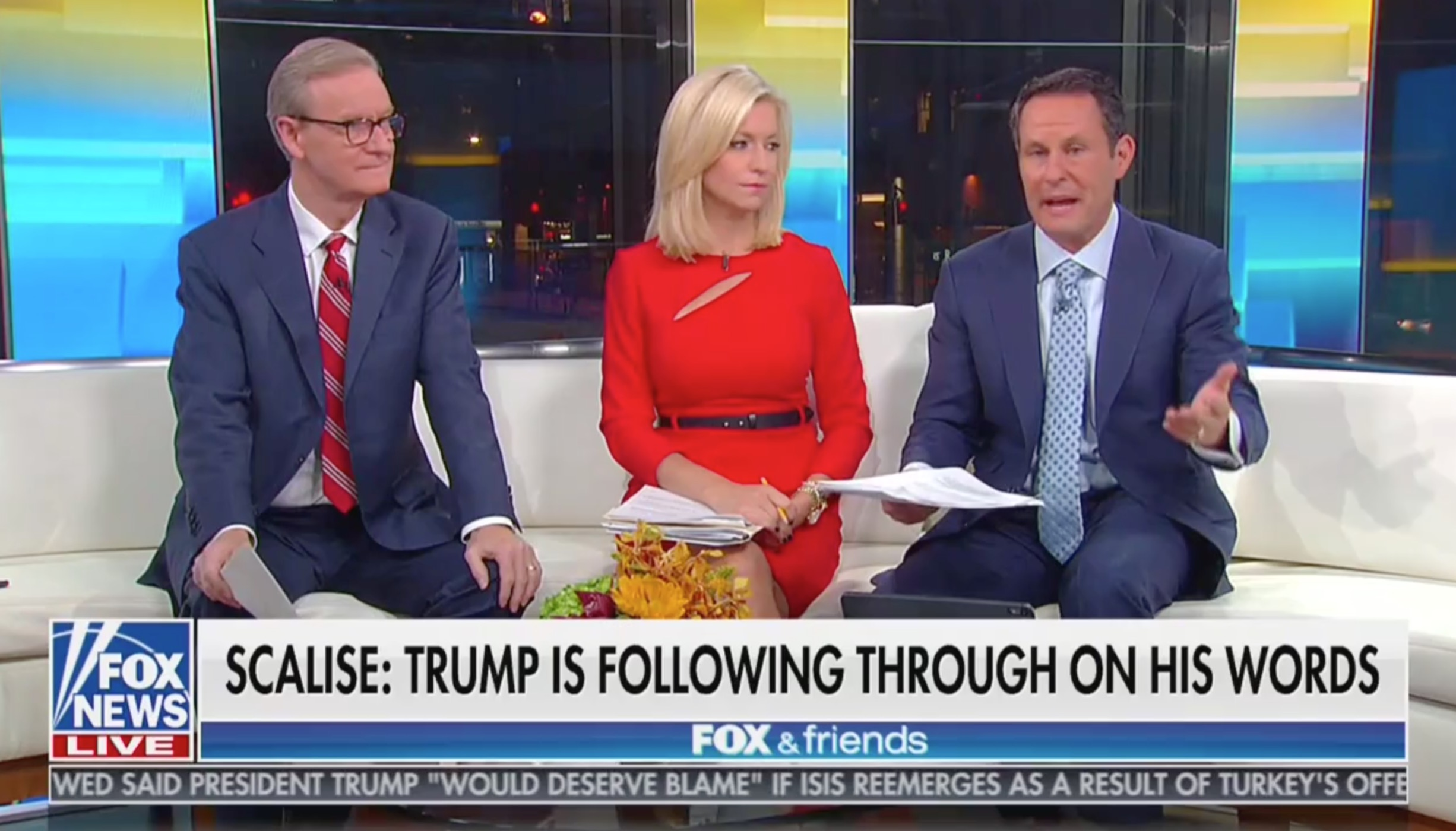 Fox & Friends Hammers Pelosi, Dems Over White House Meeting Collapse: 'Why Can't They Sit Down and Talk?'