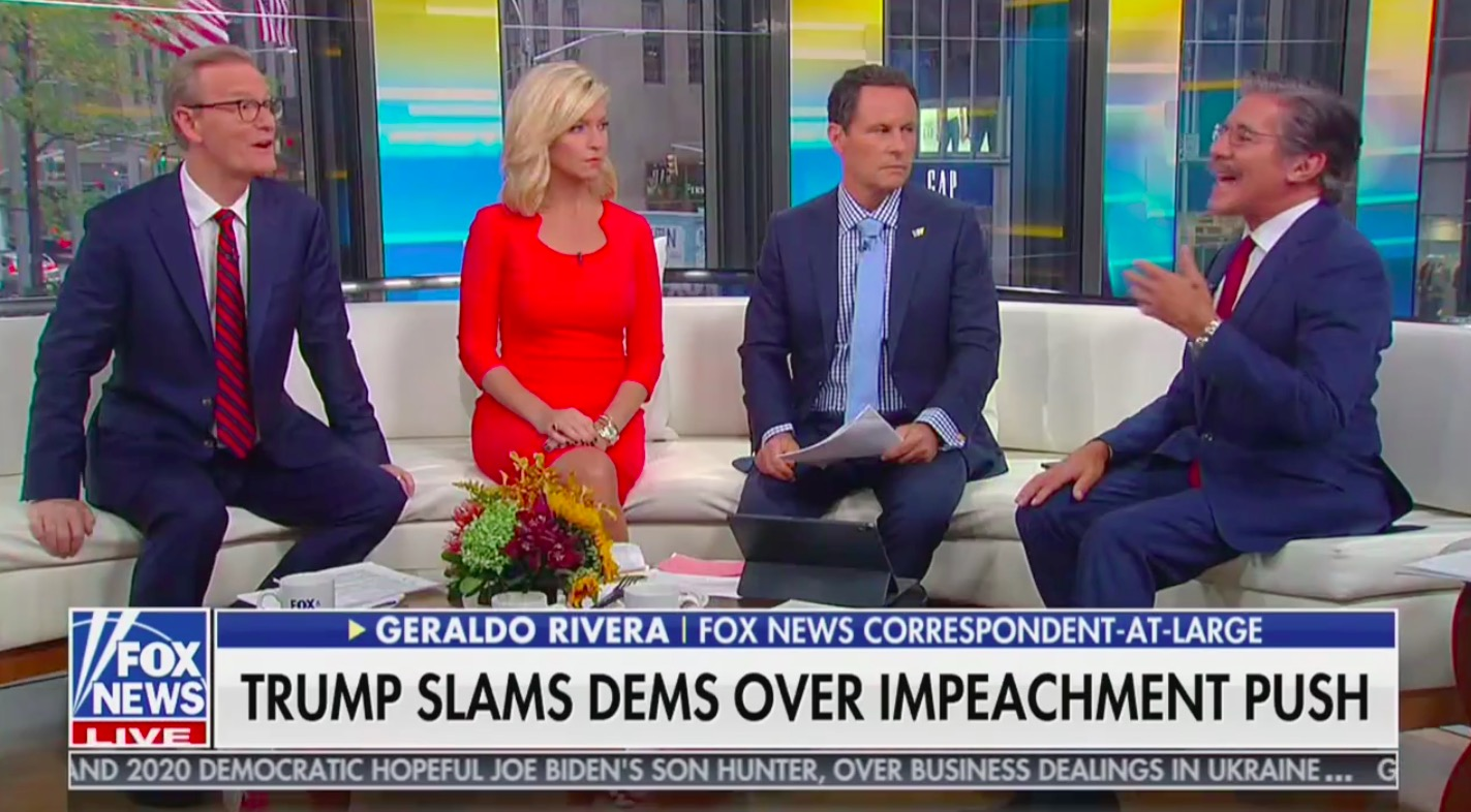 Geraldo Rivera Rips Trump For Hosting G7 at His Miami Resort: 'Flies in the Face of the Constitution'