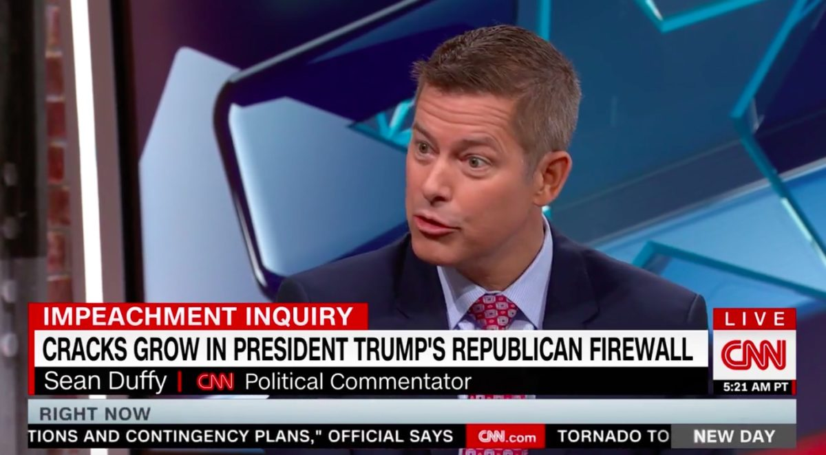 New CNN Commentator Sean Duffy Uses First Network Appearances to Push Debunked CrowdStrike Conspiracy