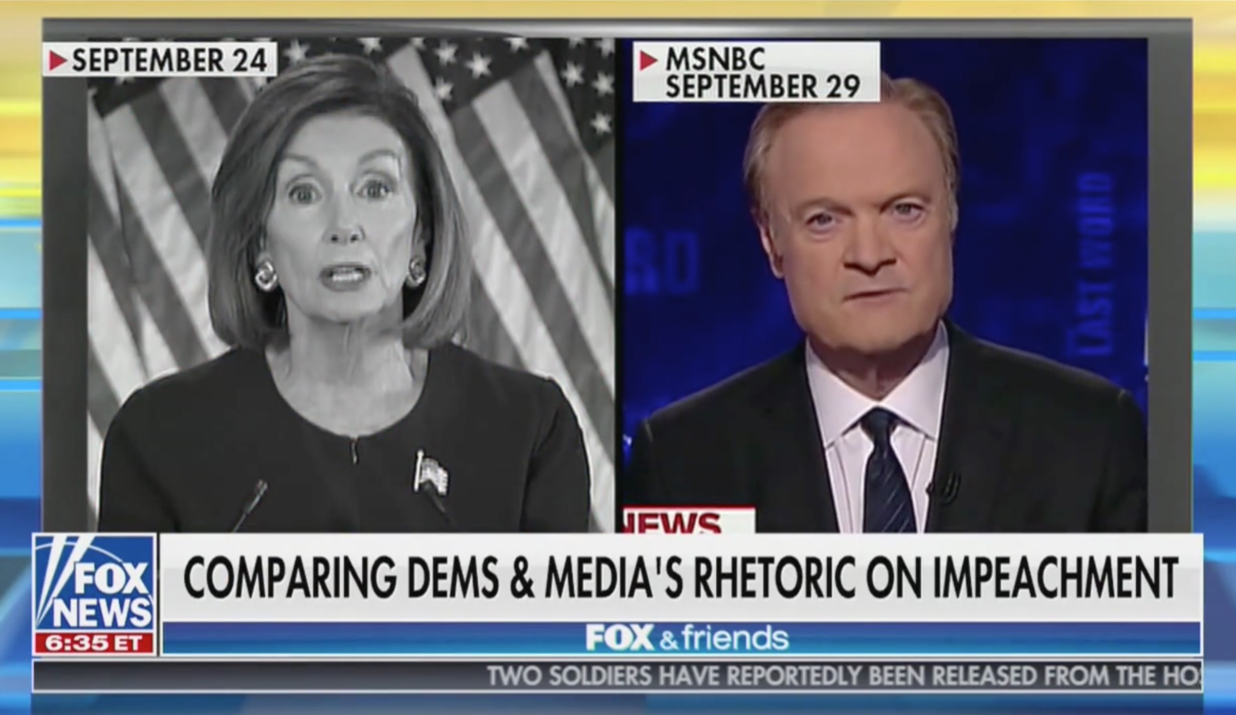 Fox & Friends Airs Montage of Media Figures and Politicians Saying the Same Words As Proof of … Something