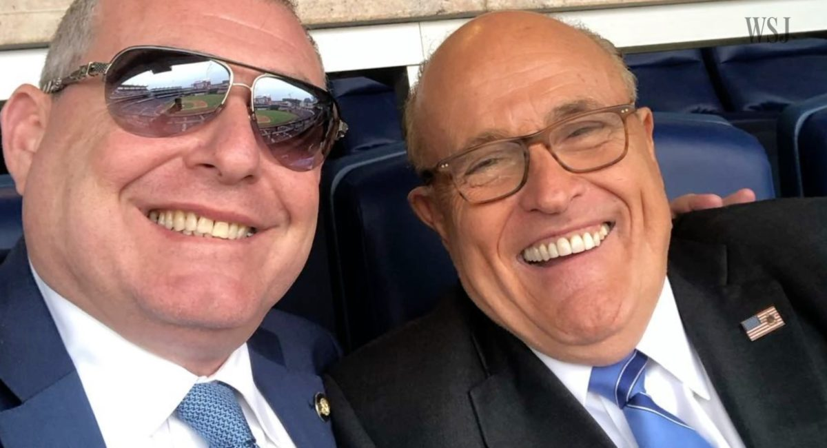 Wall Street Journal Reveals Wild Private Instagram Account of Indicted Giuliani Partner Lev Parnas