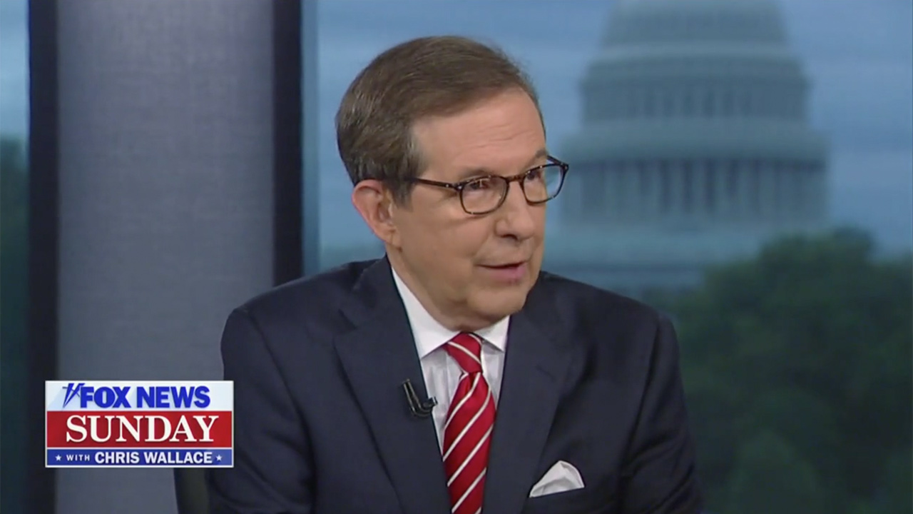Chris Wallace: 'Shocking' to See Atrocities Unfolding in Syria as Trump Is Withdrawing Forces