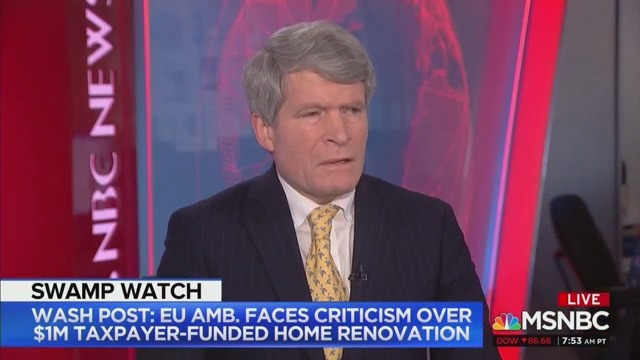Richard Painter Goes Off on Trump Officials' Gov't Spending: 'A Great Big Middle Finger … to the American People'