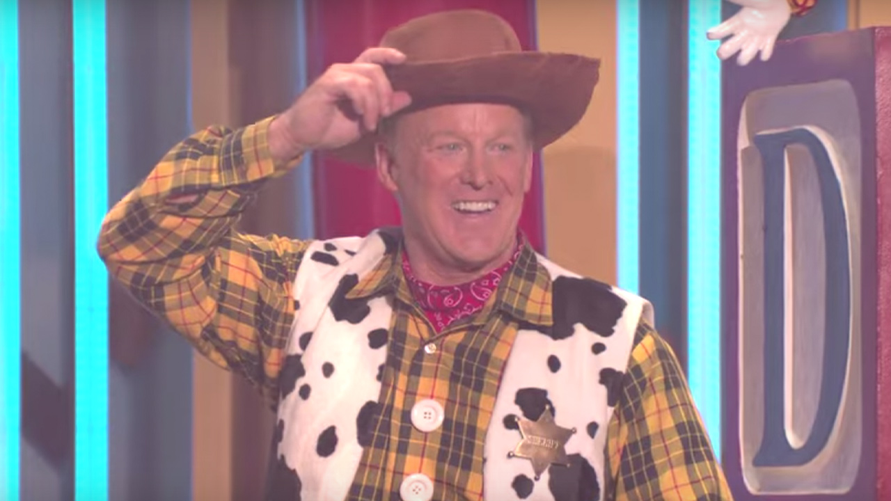 Sean Spicer's Latest Dancing With the Stars Routine Was Toy Story-Themed