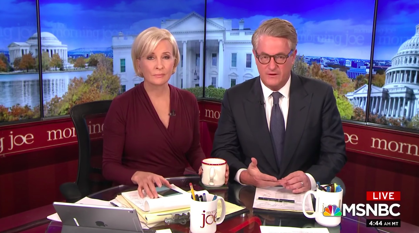 Did Morning Joe Avoid Covering Trump's Florida Residency Tax Dodge Because Scarborough Did the Same Thing?