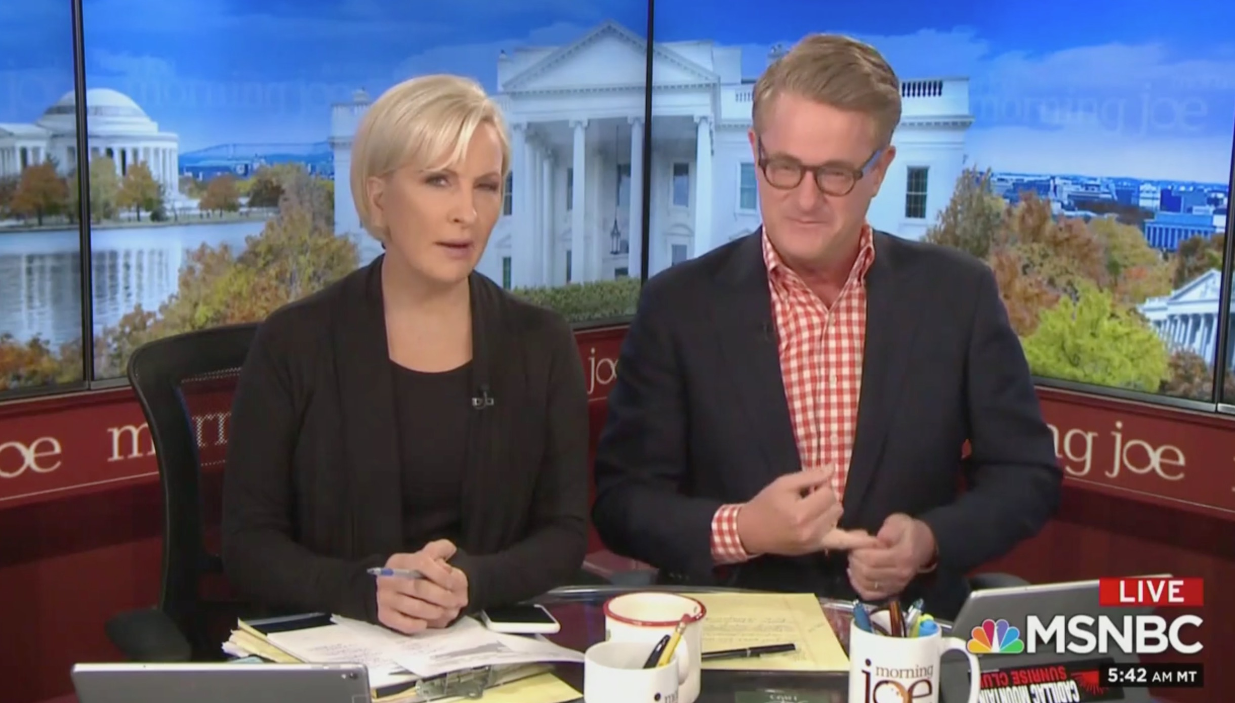 Joe Scarborough Laughs at Nikki Haley Calling Trump 'Truthful': 'You Can Smell the Corruption'