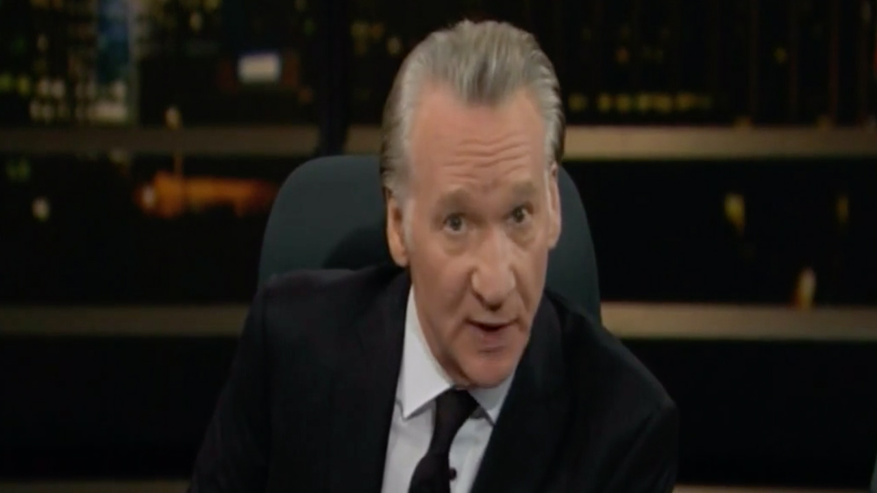 Maher: We Need to Learn to Live With People Who Disagree With Us, A Second Civil War Could Happen