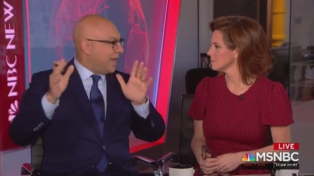 MSNBC Co-Hosts Stephanie Ruhle and Ali Velshi Get Into Tense Clash Over Uber, NBA Controversies: Money Corrupts