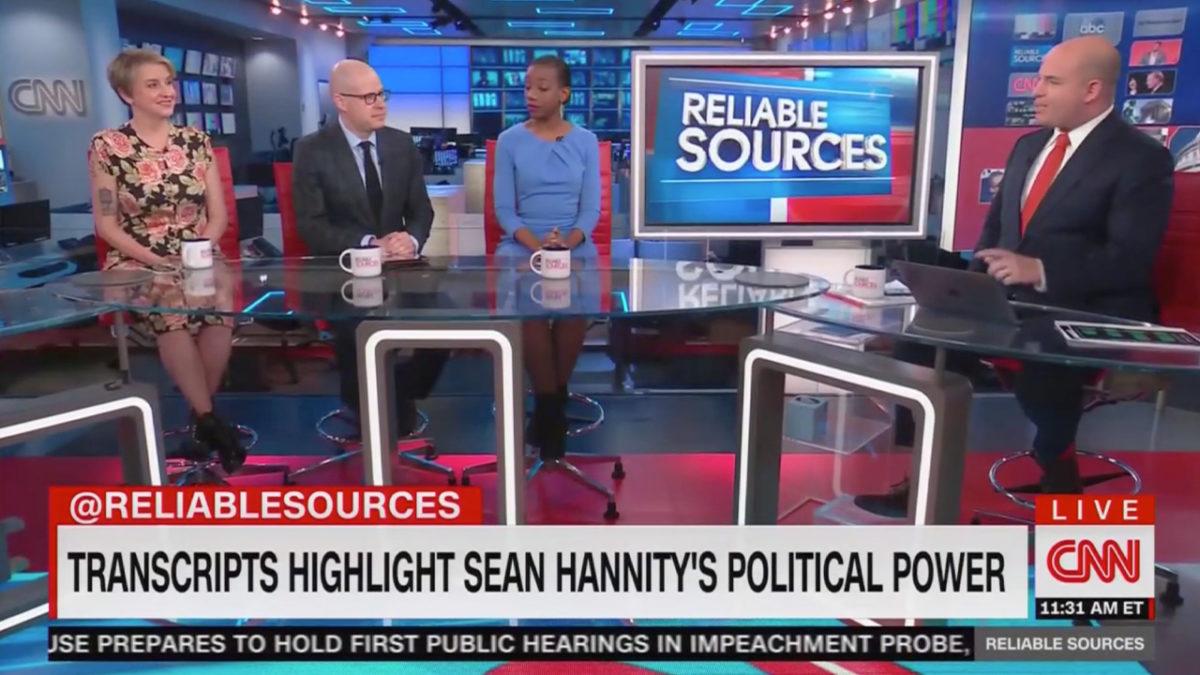 CNN Panel Tees Off on Hannity Over Cameos in Testimonies: 'Minister of Propaganda' - Mediaite