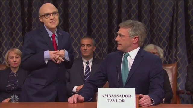 Saturday Night Live Mocks Impeachment Hearings 'Pizzazz' in Cold Open, Making it Out as Overwrought Soap Opera