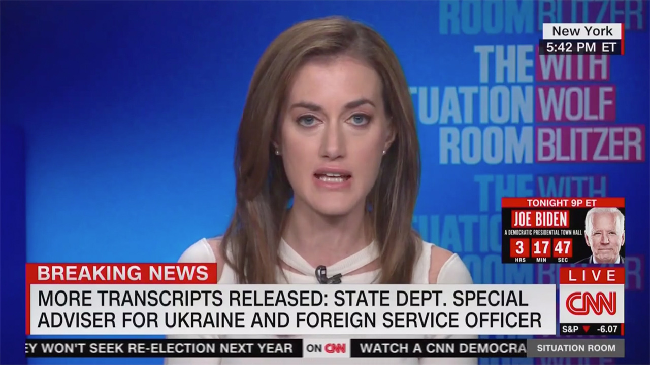 CNN Analyst: DOD Official's Testimony Describes a Process 'You'd Expect to Read About in a Dictatorship'