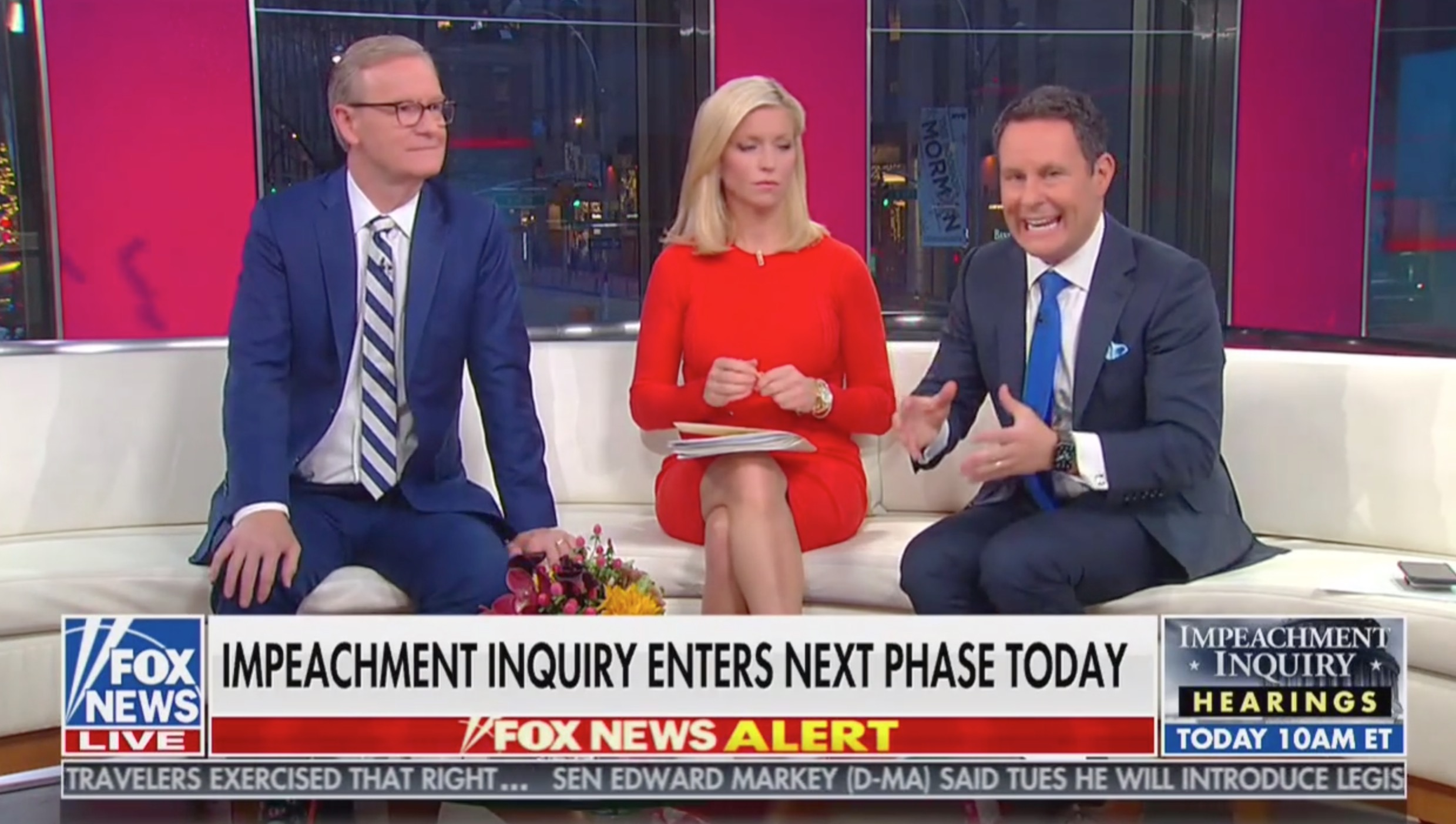 'Overstating': Brian Kilmeade Rejects Trump's Claim That Schiff Lied About Ukraine Call