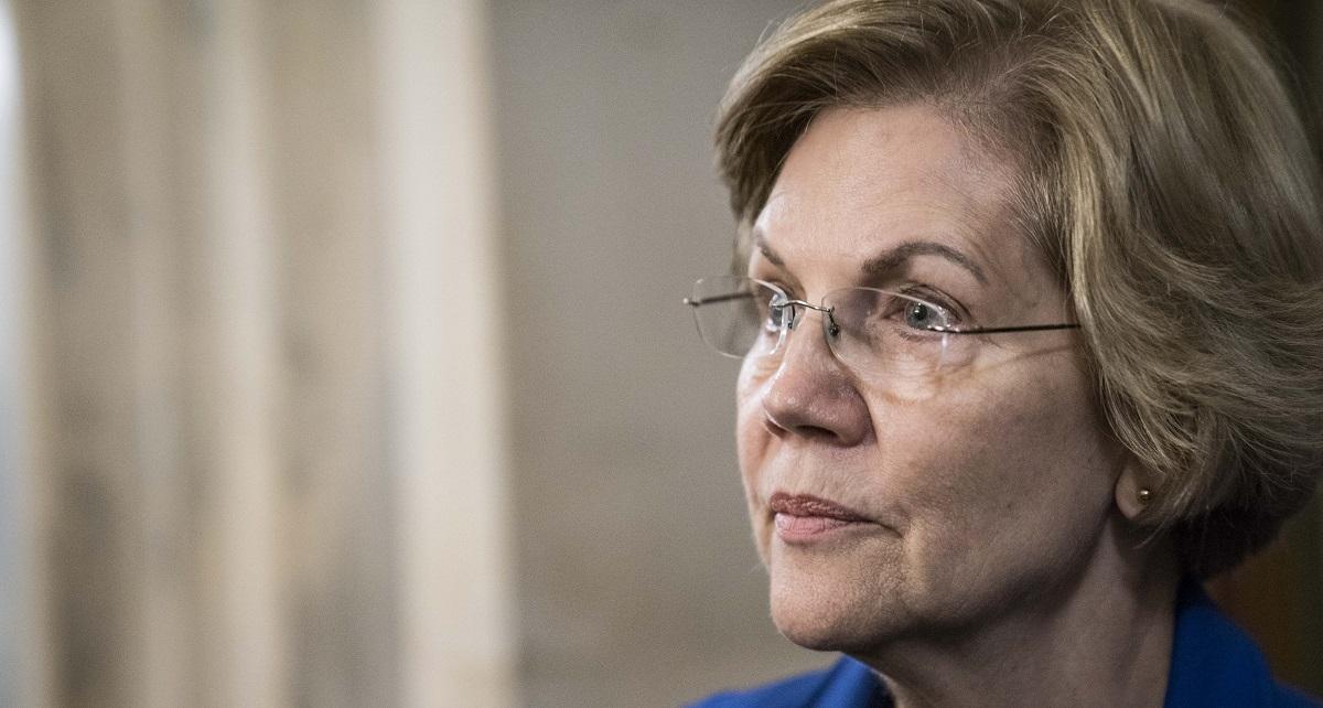 Elizabeth Warren Proposes Bill to Fight Coronavirus With Border Wall Money