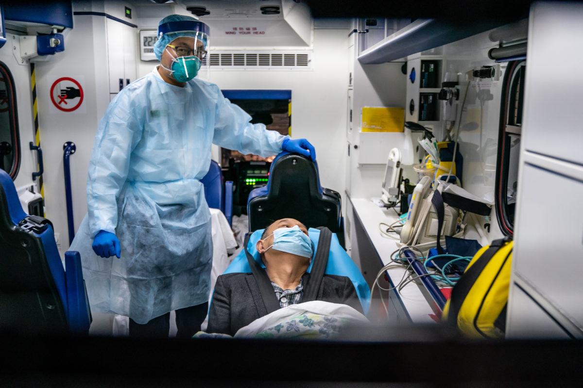 DOW PLUMMETS: Market Craters 1,000+ Pts on Coronavirus Fears