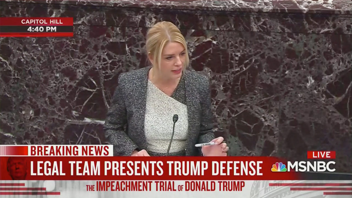 Trump Lawyer Pam Bondi Rips Hunter Biden