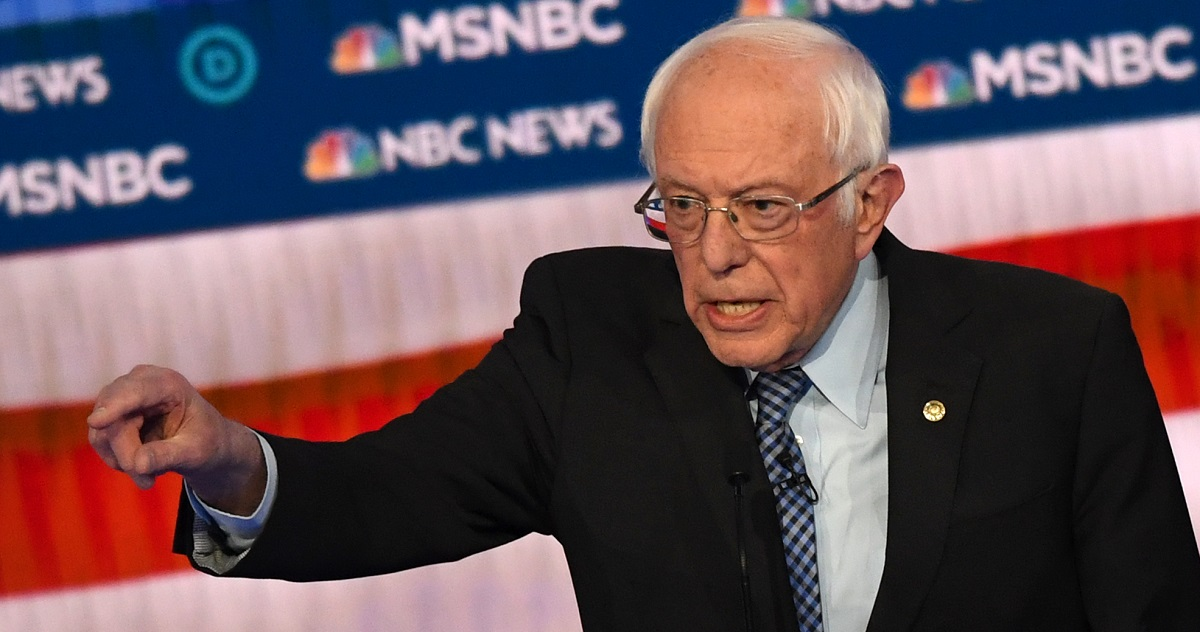 Bernie Sanders Reportedly Flipped Out on MSNBC Execs ...