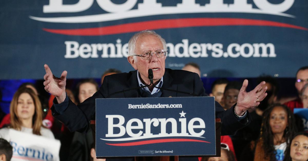 Democratic Superdelegates Don't Want Sanders Nomination