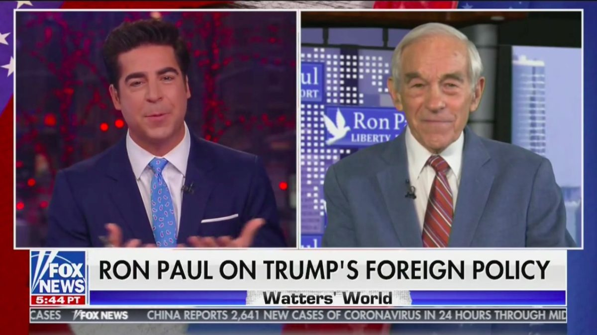 Ron Paul Rips Trump, Gives Him Terrible Grades for First Term