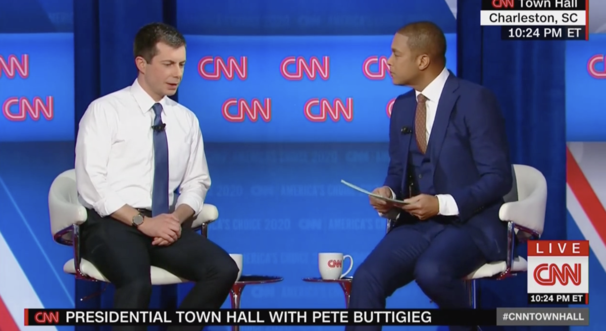 Buttigieg Blasts Sanders Over Cuba at CNN Town Hall: 'Why Are We Spotlighting the Literacy Programs of a Brutal Dictator?'