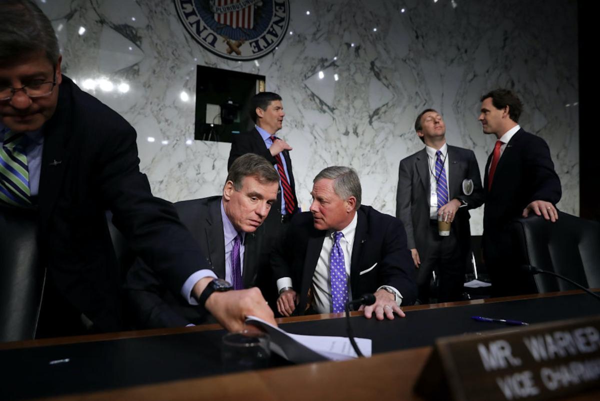 Feds Close Senate Criminal Probes; Still Investigating Richard Burr