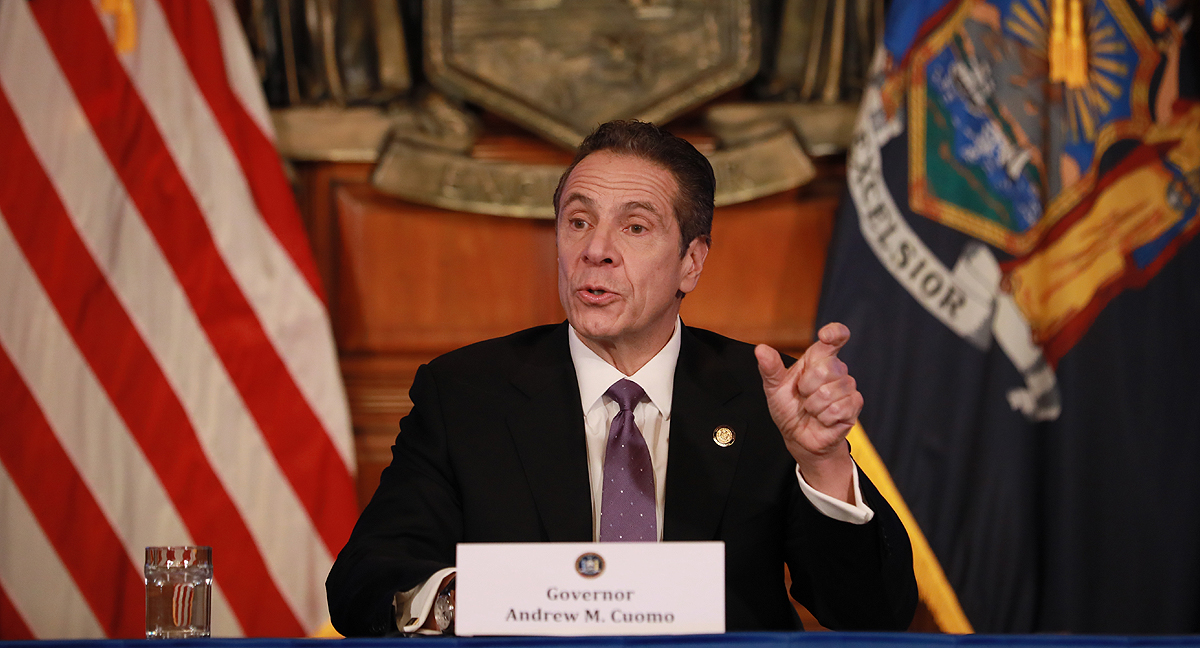 JUST IN: Top Cuomo Aides Reportedly Intervened to Alter State Report, Hide Thousands of Nursing Home Deaths Last Summer