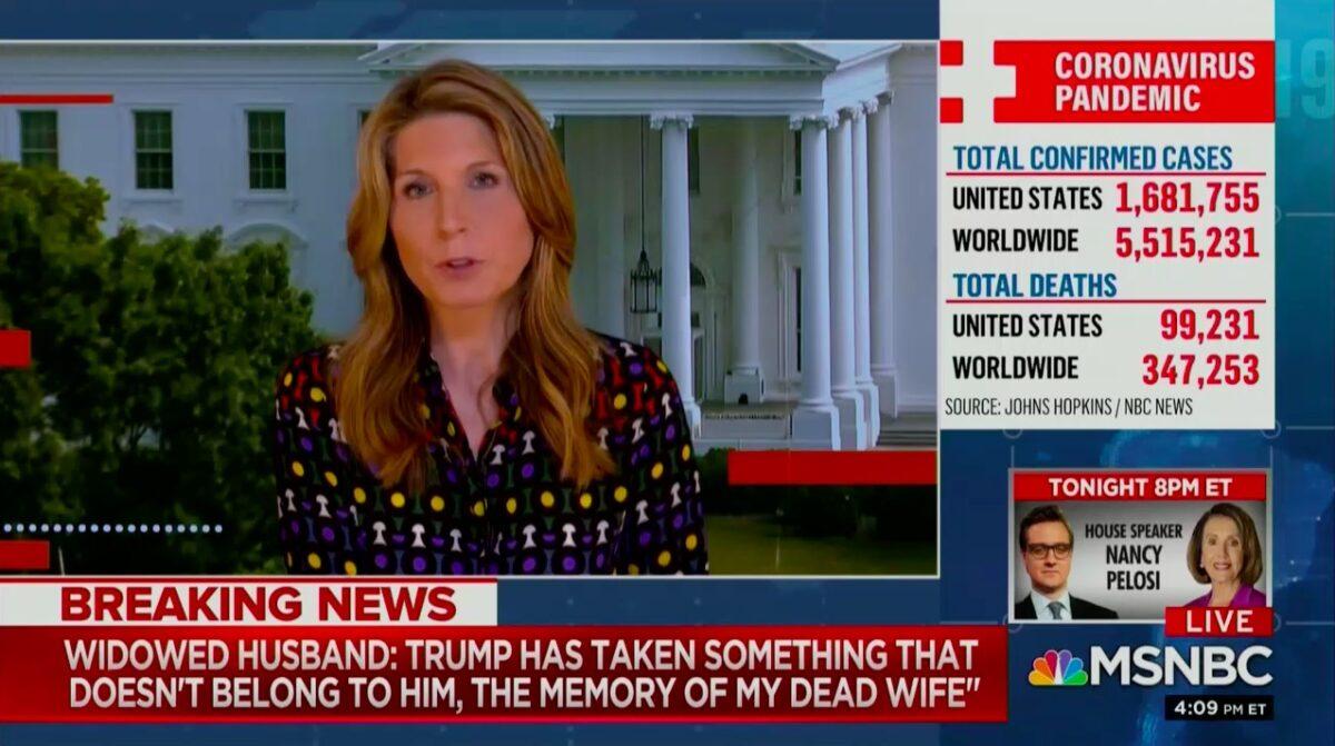 Nicolle Wallace Blasts Trump Twitter Rants, Conspiracy Theories
