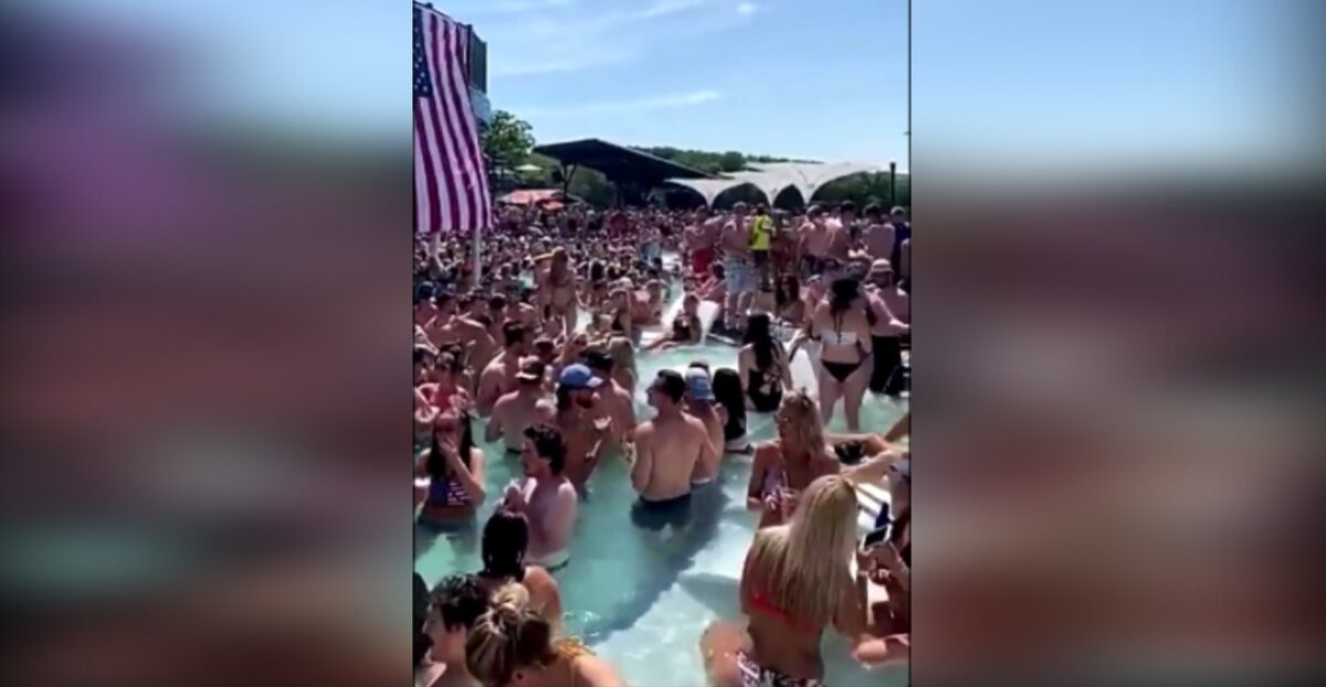 Crowded Ozarks Memorial Day Party Sparks Travel Advisory, Self-Quarantine Directive from Health Officials