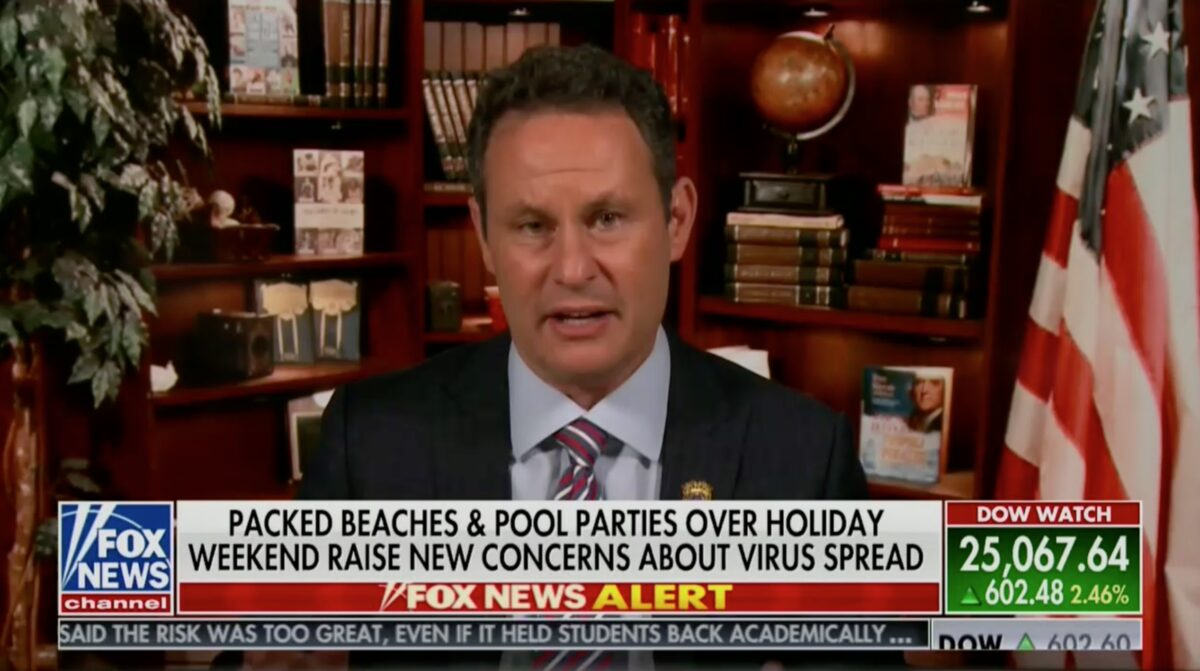 Fox's Kilmeade Laments Ozarks Party Footage Blowing Hole in Reopening Push: 'It Ruins It For Everyone'