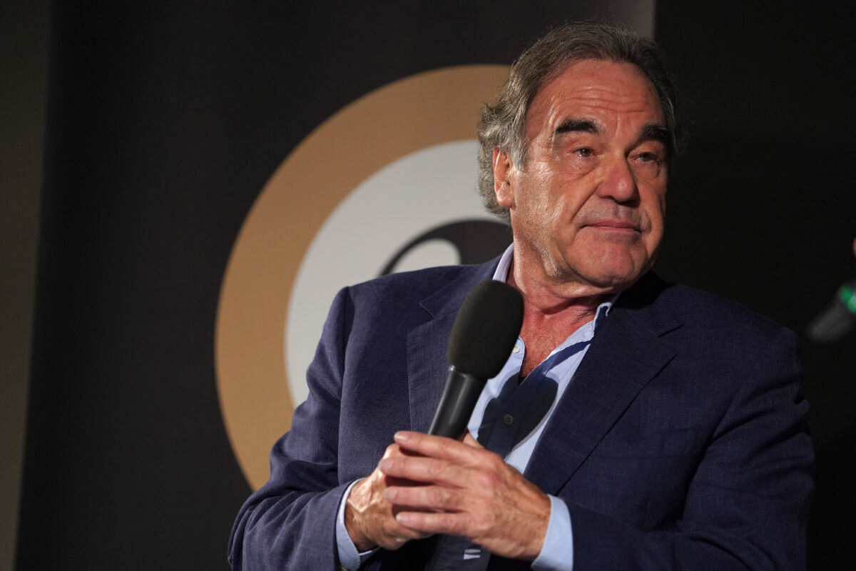 Oliver Stone Sounds Off on Hollywood Over Political Correctness: They're 'Too Fragile, Too Sensitive'