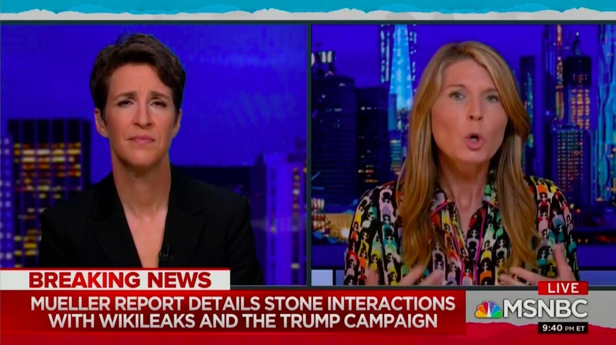 Nicolle Wallace Condemns 'Zombie' GOP as Trump Commutes Stone