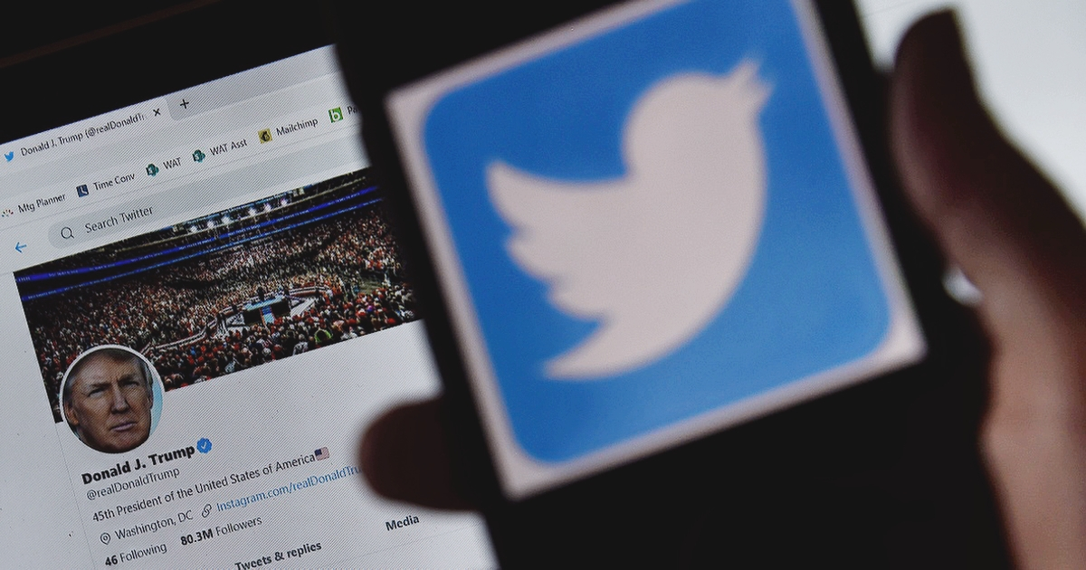Half of Trump's Post-Election Posts Censored by Twitter