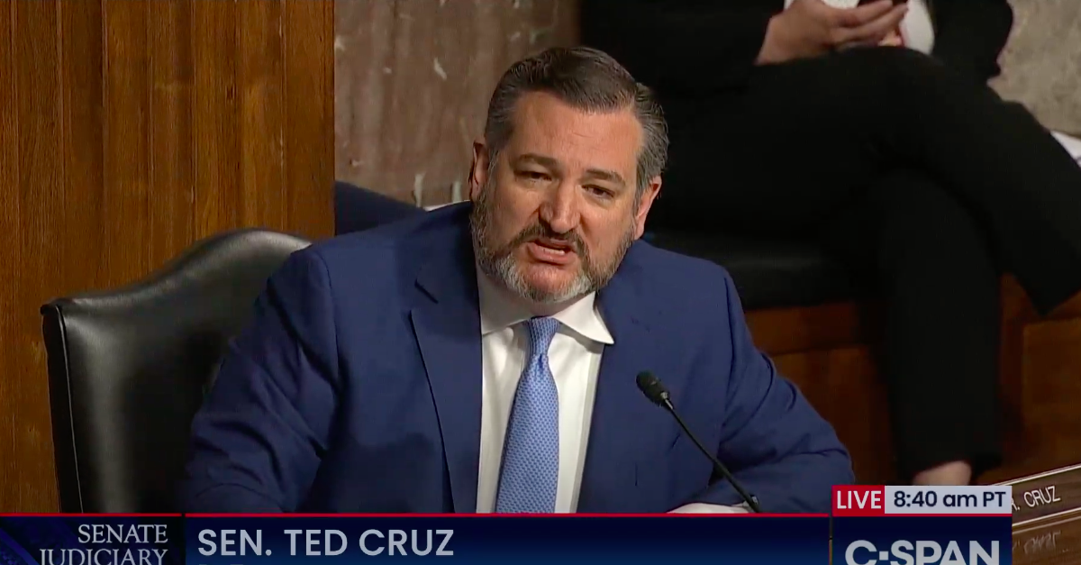 Ted Cruz Falsely Claims Netflix Movie Depicts a Minor's 'Bare Breast' in Request for DOJ Investigation