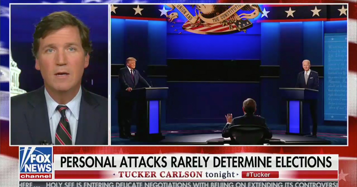 Tucker Carlson Says Focus on 'Biden's Mental Decline' Was a Mistake: 'You May Have Been Surprised' by Debate Performance