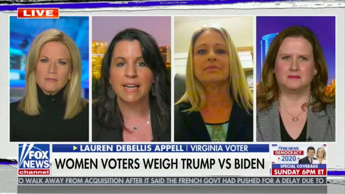 Martha MacCallum Does Not Disclose Woman Panelist's GOP Past