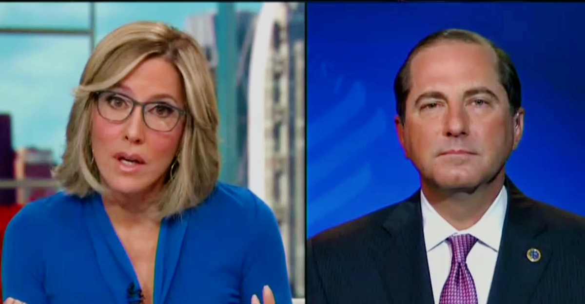 Alex Azar Didn T Know About Uk Covid Vaccine Allergy Warning