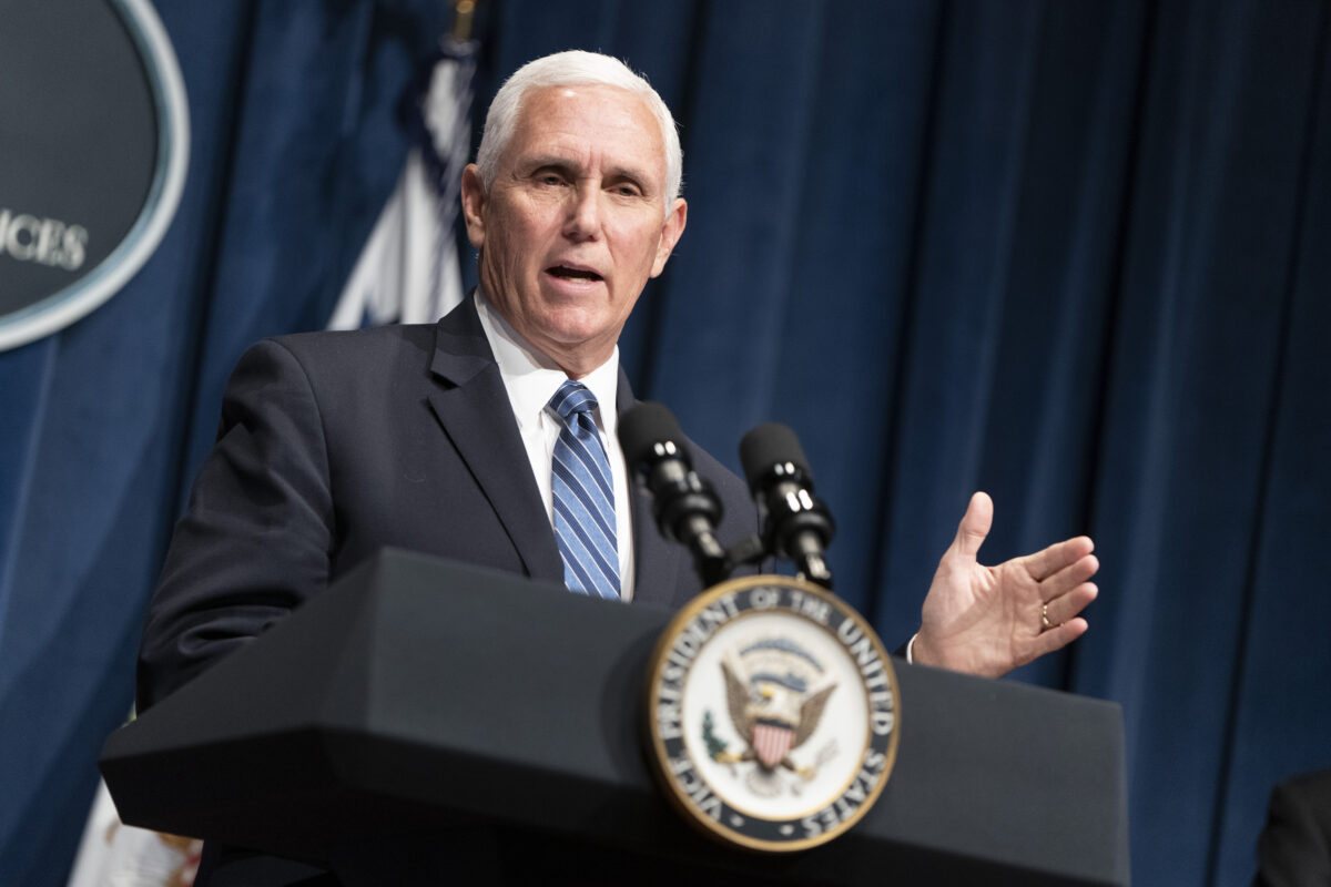 CPAC Executive Director Calls It a 'Mistake' For Pence to Not Speak at Conference: 'If He Wants to Come, We'll Make Room for Him'