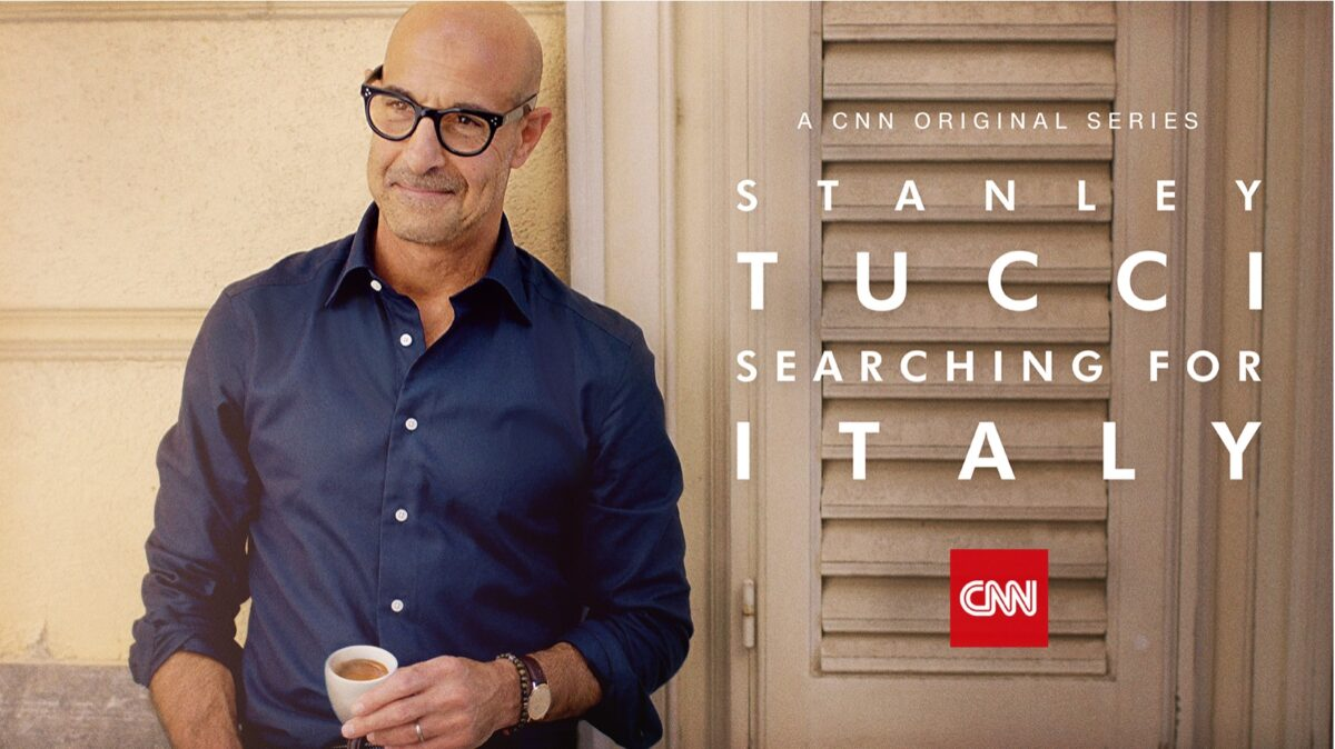 Stanley Tucci: Searching for Italy Picked Up for Second Season