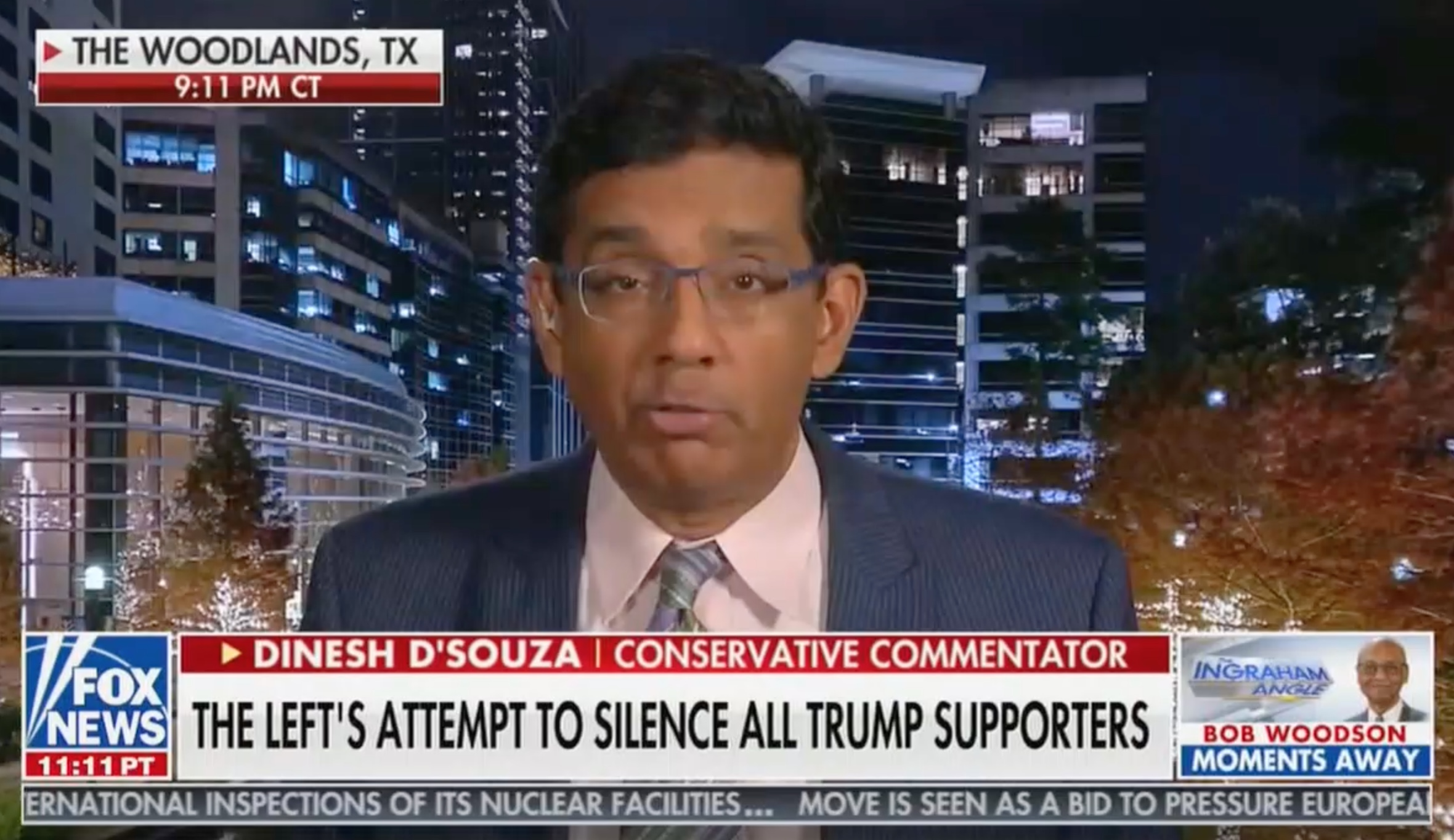 Dinesh D'Souza Gets Scrubbed From the National Review Masthead