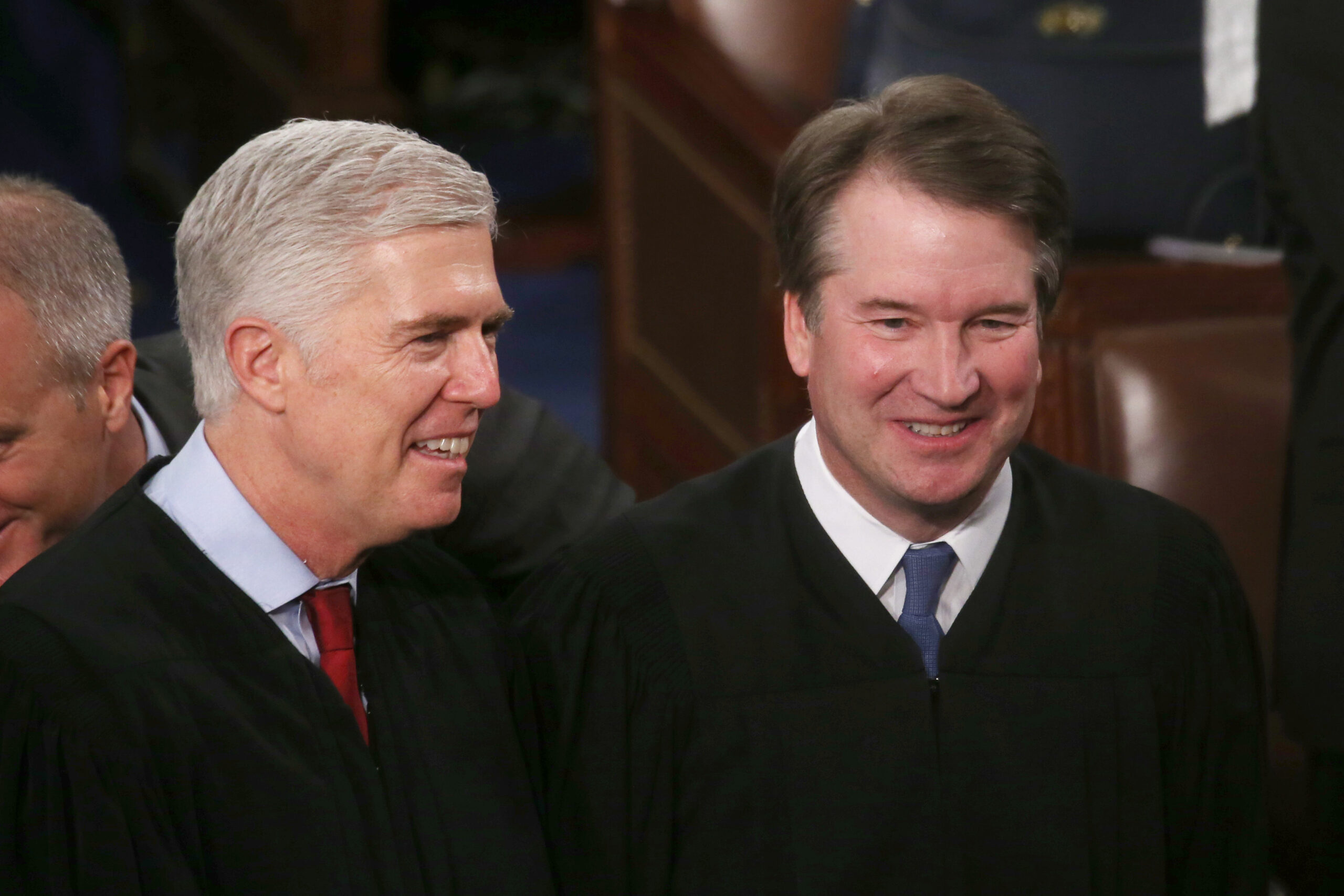 Justice Brett Kavanaugh Suggests NCAA is 'Conspiring With Competitors' During Supreme Court Antitrust Case