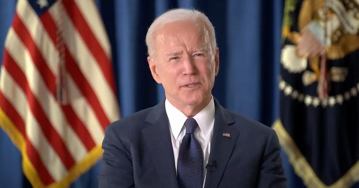 Biden Blasts Georgia Election Law in ESPN Interview