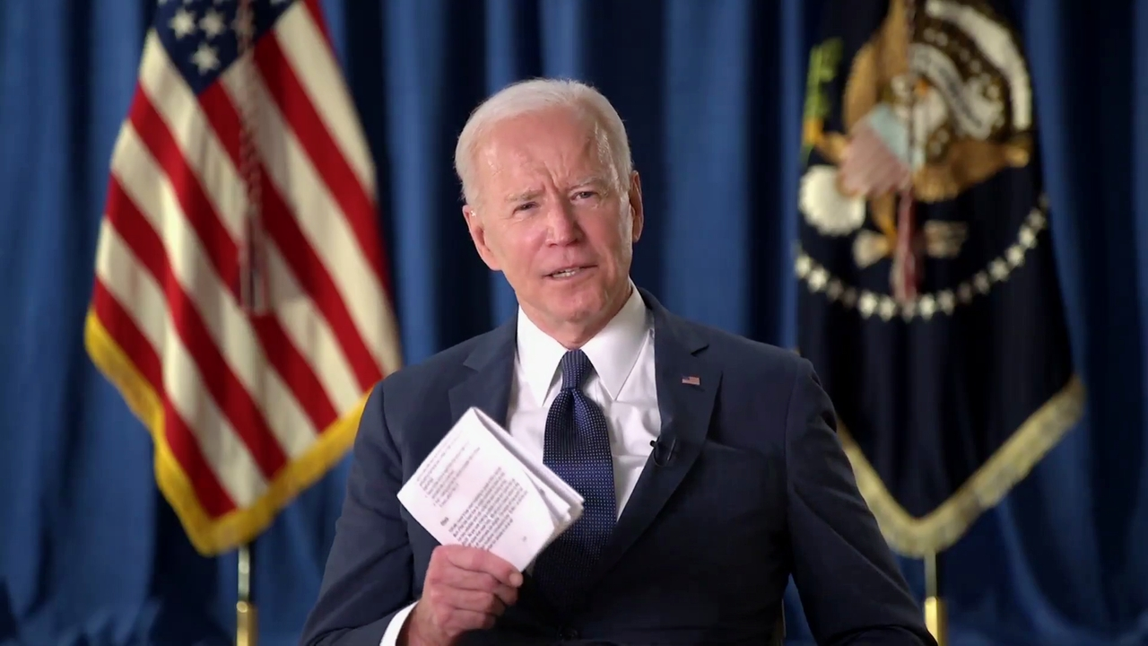 WATCH: Joe Biden Goes Out of His Way to Praise Girl Athletes in His Family, Rails Against Unequal Pay