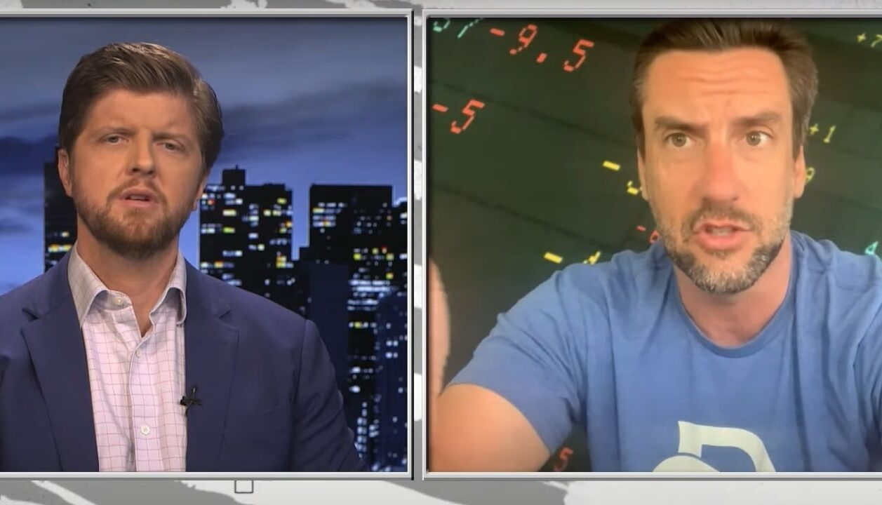 Clay Travis Rips Sports Media for Accepting Transgender Olympic Weightlifter: They're 'Terrified' of the 'Blue Checkmark Brigade